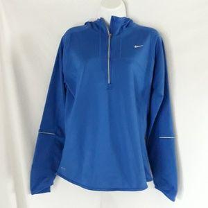 Nike Dri-Fit half zip hoodie